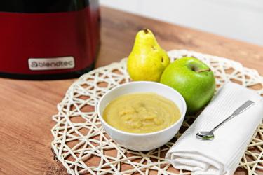 фруктовое пюре для грудничка