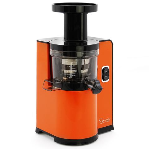 Соковыжималка Sana Juicer EUR-808 ораньжевая, производитель Sana